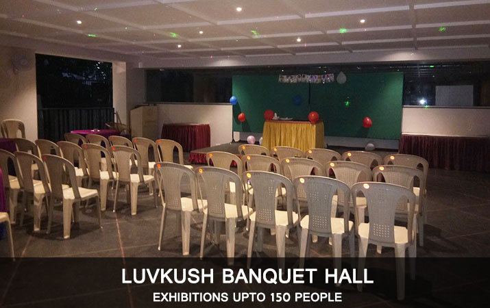 Conference party hall in Kolhapur - Hotel Ayodhya