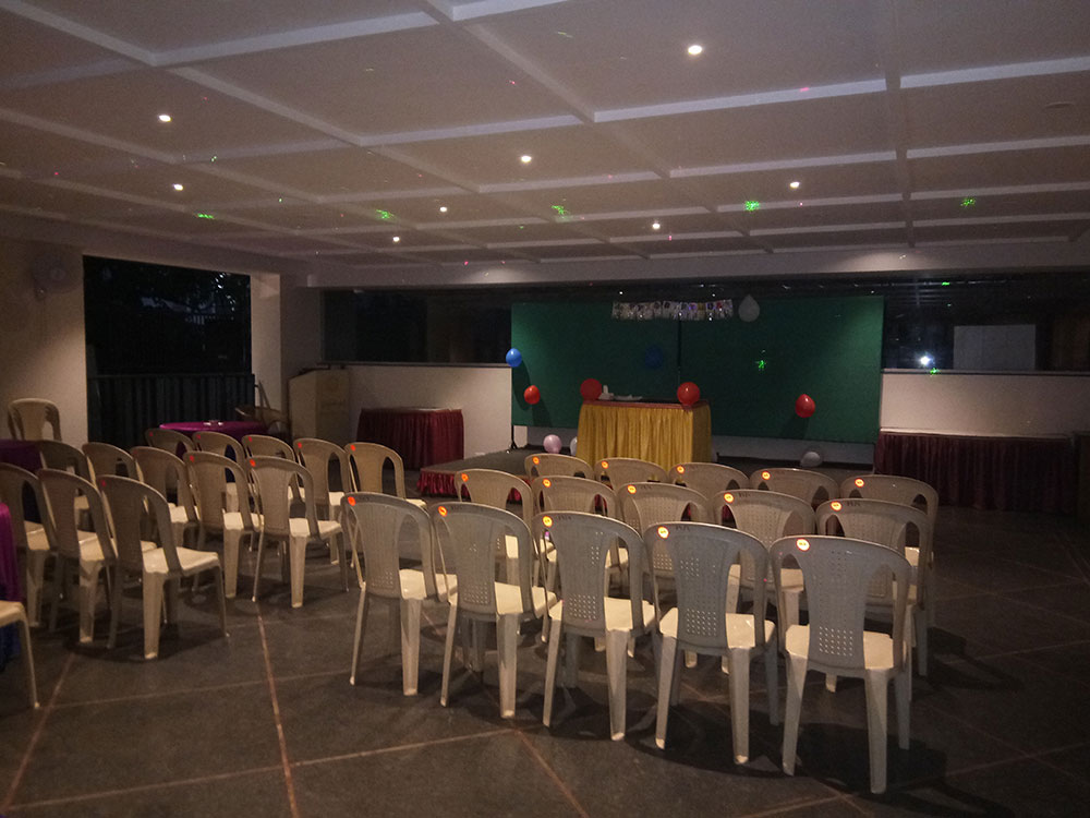Conference party hall Kolhapur - Luvkush Conference Hall